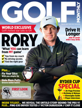Golf Monthly October 2014