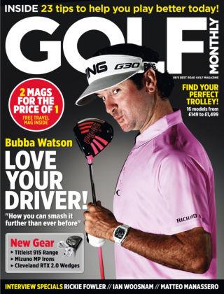 Golf Monthly November 2014