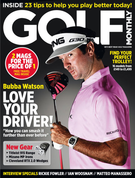 Golf Monthly October 30, 2014 00:00