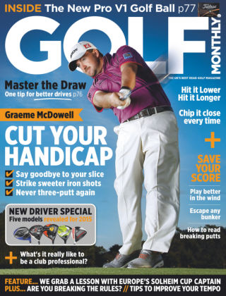 Golf Monthly March 2015