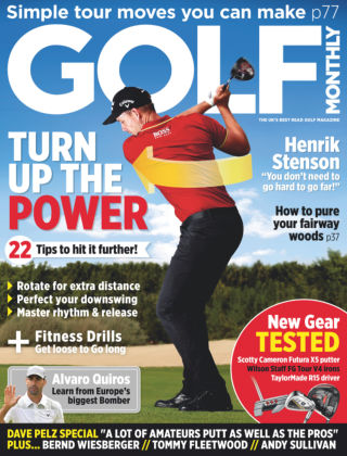 Golf Monthly April 2015