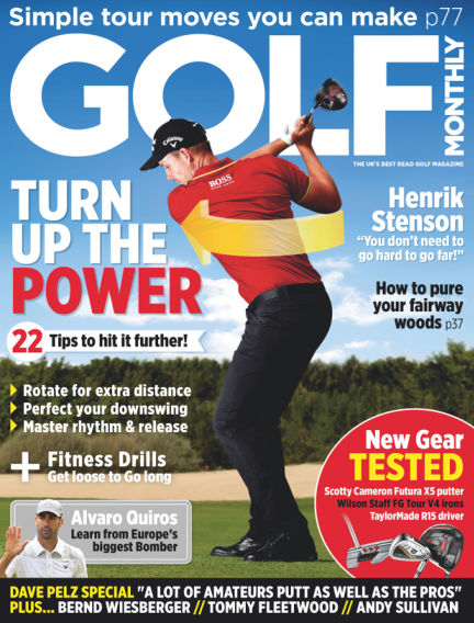 Golf Monthly March 19, 2015 00:00