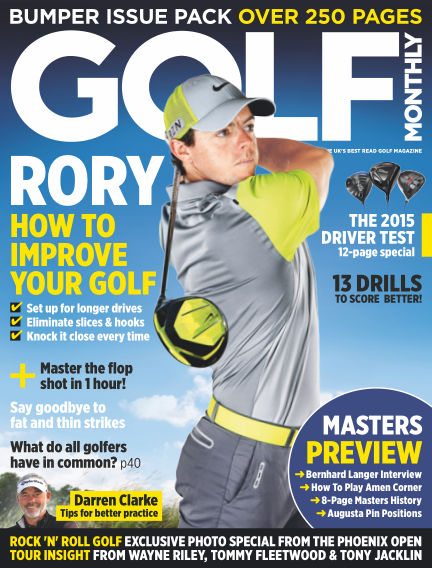 Golf Monthly April 16, 2015 00:00