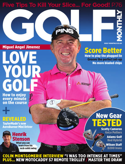 Golf Monthly May 14, 2015 00:00