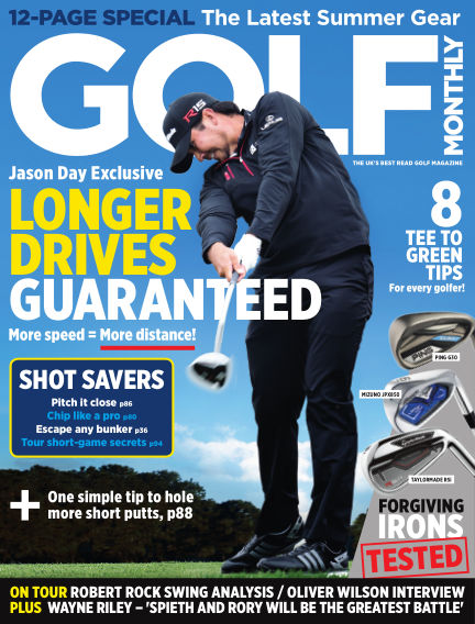 Golf Monthly June 11, 2015 00:00
