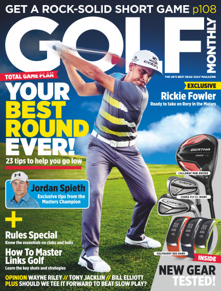 Golf Monthly July 09, 2015 00:00