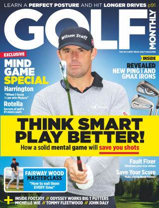 Golf Monthly September 2015
