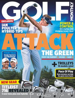 Golf Monthly November 2015