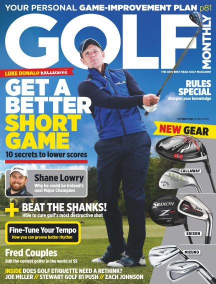 Golf Monthly October 01, 2015 00:00