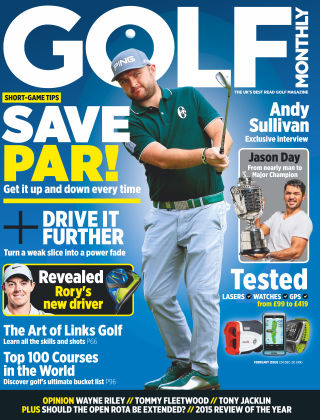 Golf Monthly February 2016