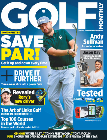 Golf Monthly January 21, 2016 00:00