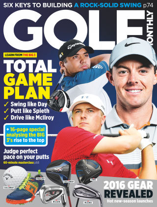 Golf Monthly March 2016