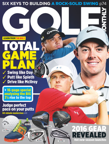 Golf Monthly February 18, 2016 00:00