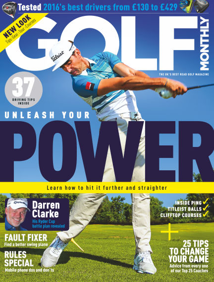 Golf Monthly April 08, 2016 00:00