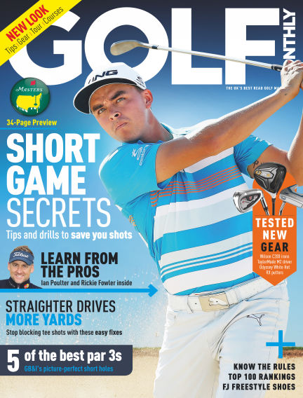 Golf Monthly March 18, 2016 00:00