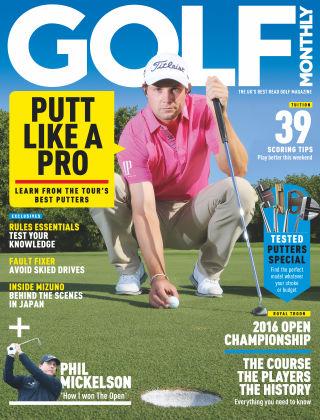 Golf Monthly Open 2016