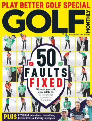 Golf Monthly September 2016