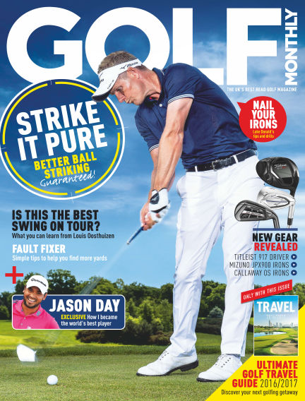 Golf Monthly September 29, 2016 00:00