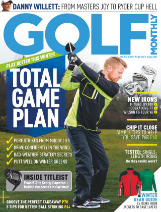 Golf Monthly December 2016