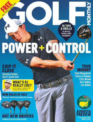 Golf Monthly May 2017