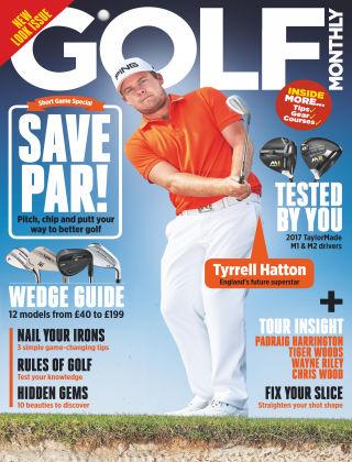 Golf Monthly Jun 2017