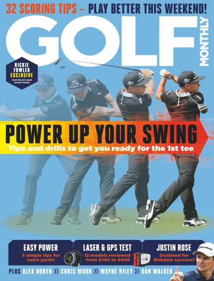 Golf Monthly June 15, 2017 00:00