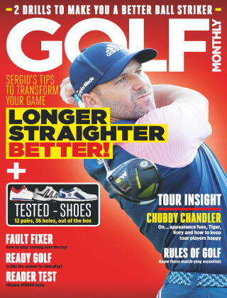 Golf Monthly Aug 2017