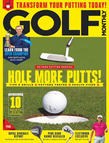 Golf Monthly August 10, 2017 00:00