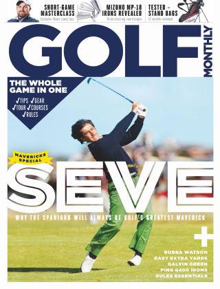 Golf Monthly Oct 2017