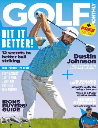 Golf Monthly Jan 2018