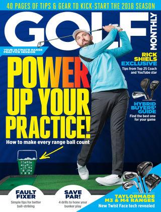 Golf Monthly Feb 2018