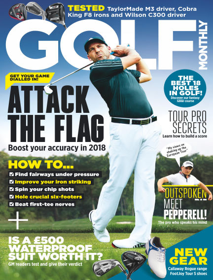 Golf Monthly February 01, 2018 00:00