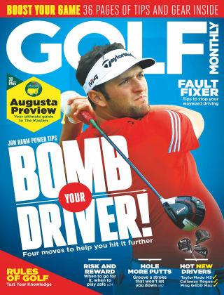 Golf Monthly Apr 2018