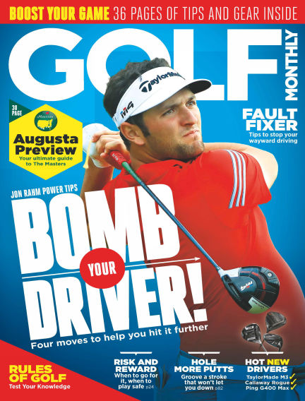 Golf Monthly March 01, 2018 00:00