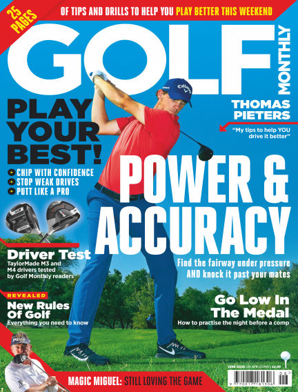 Golf Monthly April 26, 2018 00:00