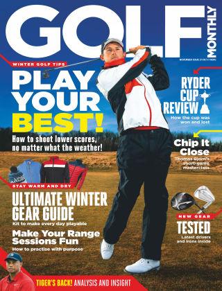 Golf Monthly Nov 2018