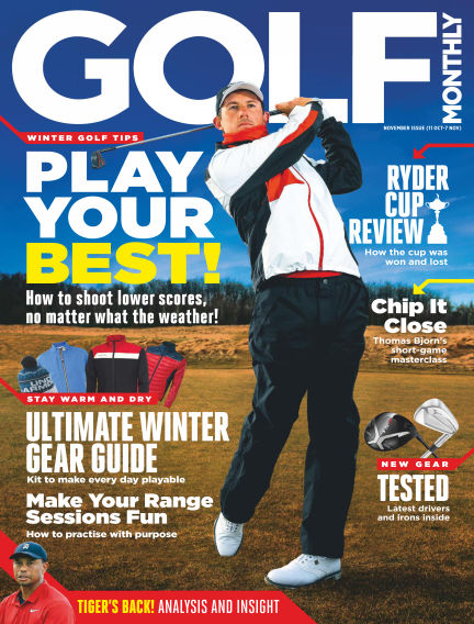 Golf Monthly October 11, 2018 00:00