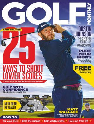 Golf Monthly Jan 2019