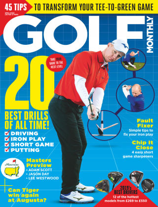 Golf Monthly Apr 2019