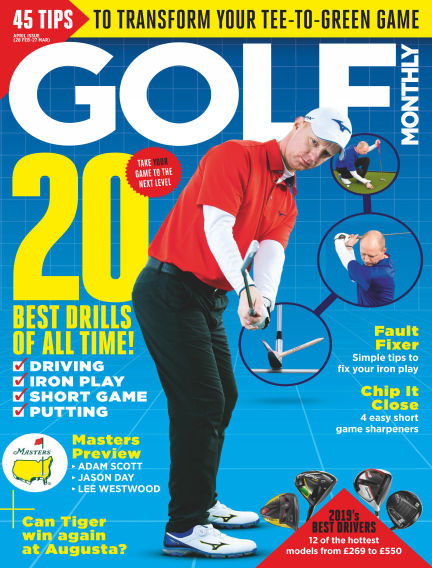 Golf Monthly February 28, 2019 00:00