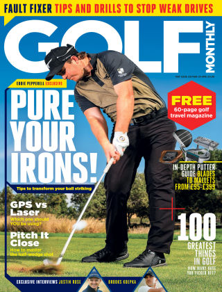 Golf Monthly May 2019