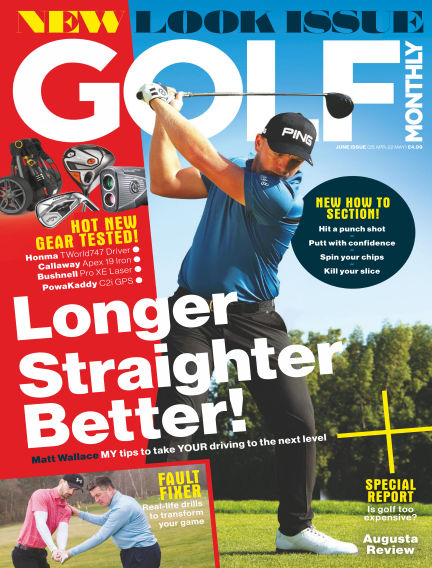 Golf Monthly April 25, 2019 00:00