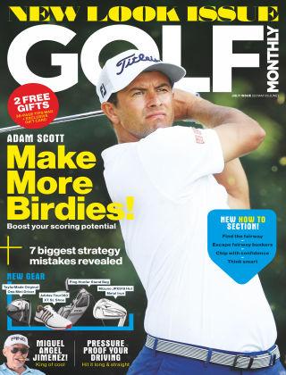 Golf Monthly Jul 2019