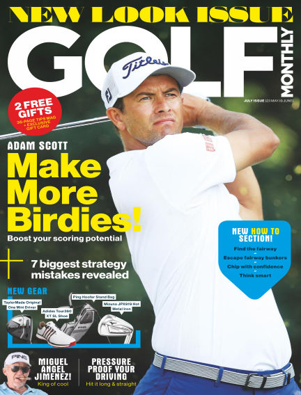 Golf Monthly May 23, 2019 00:00