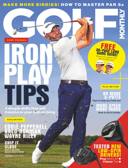 Golf Monthly July 18, 2019 00:00