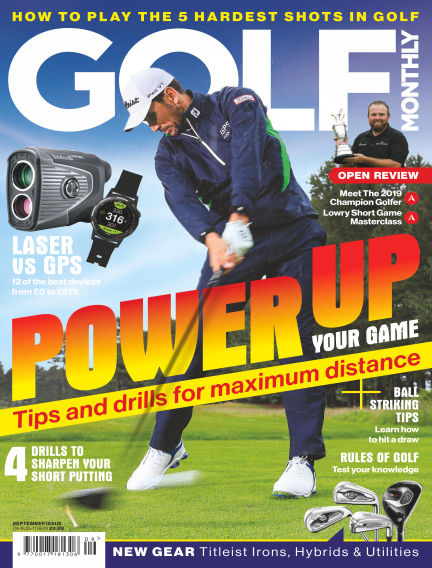 Golf Monthly August 15, 2019 00:00