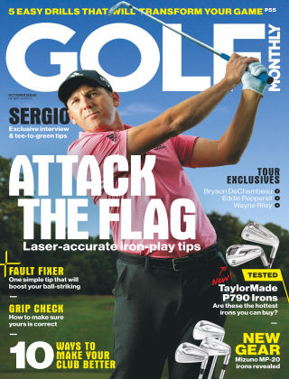 Golf Monthly Oct 2019