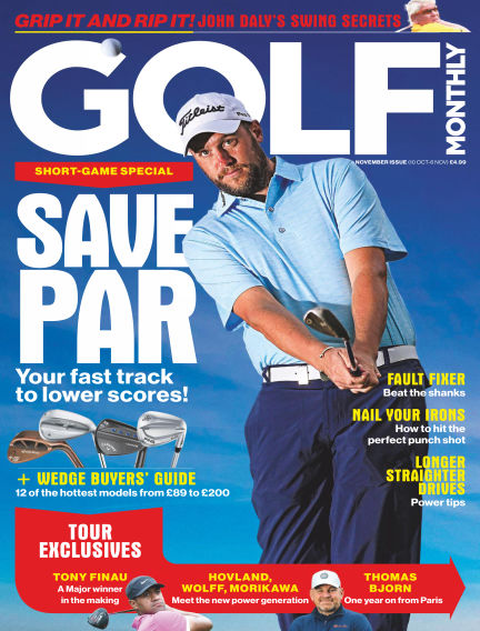 Golf Monthly October 10, 2019 00:00