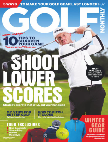 Golf Monthly November 07, 2019 00:00