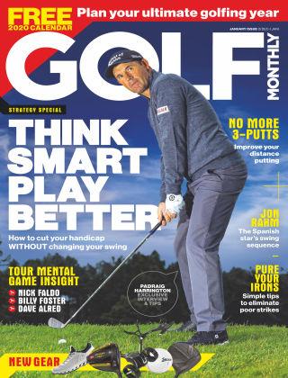 Golf Monthly Jan 2020